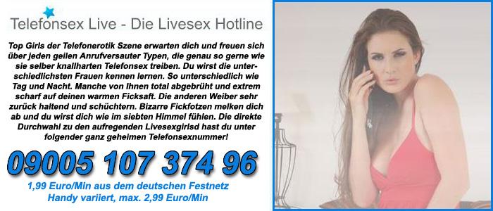 140 Telefonsex Live - Die Livesex Hotline